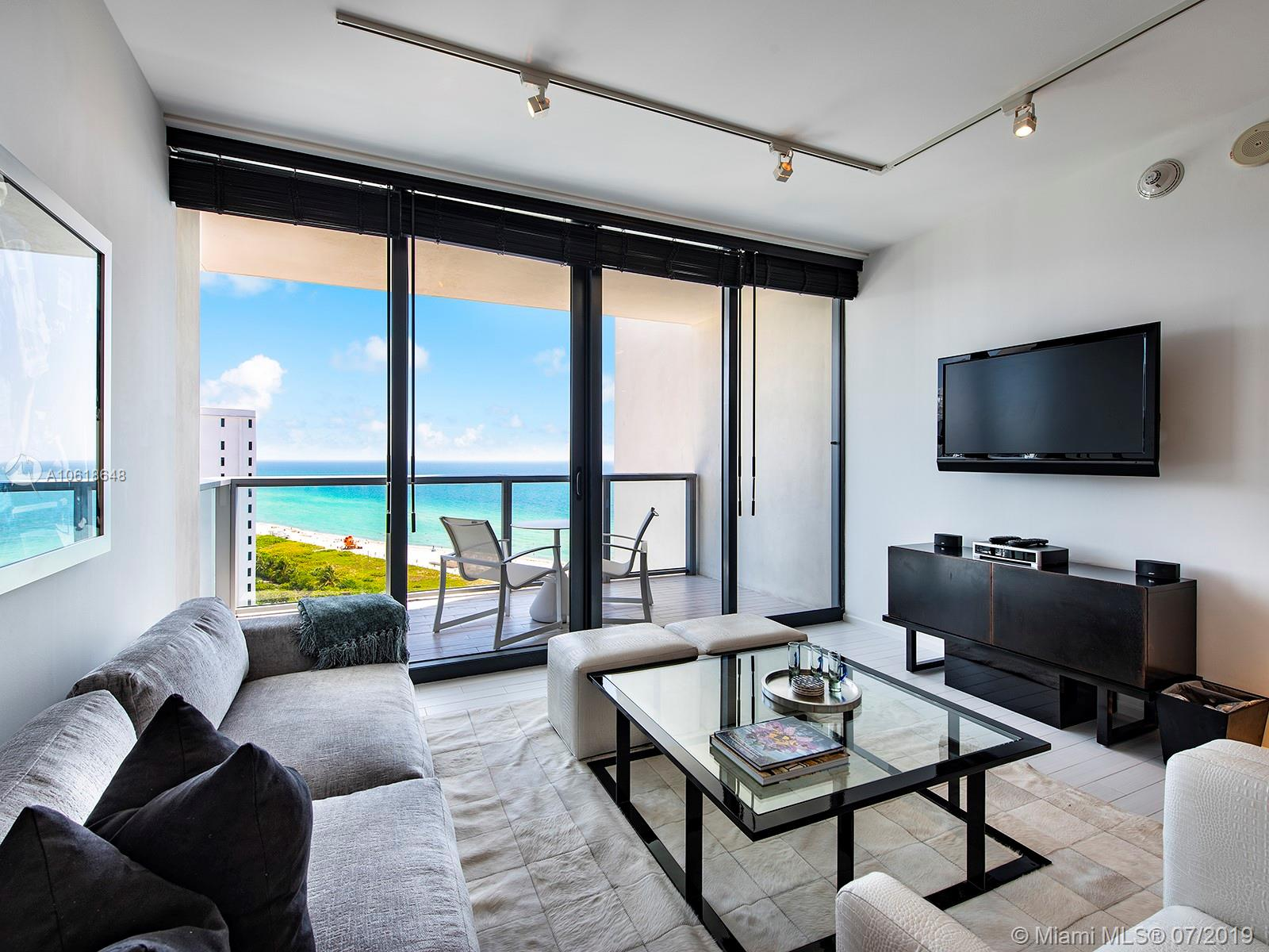 2201  COLLINS AVE #1519 For Sale A10618648, FL
