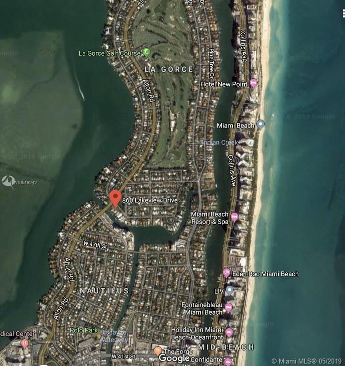 860  Lakeview Dr  For Sale A10619242, FL