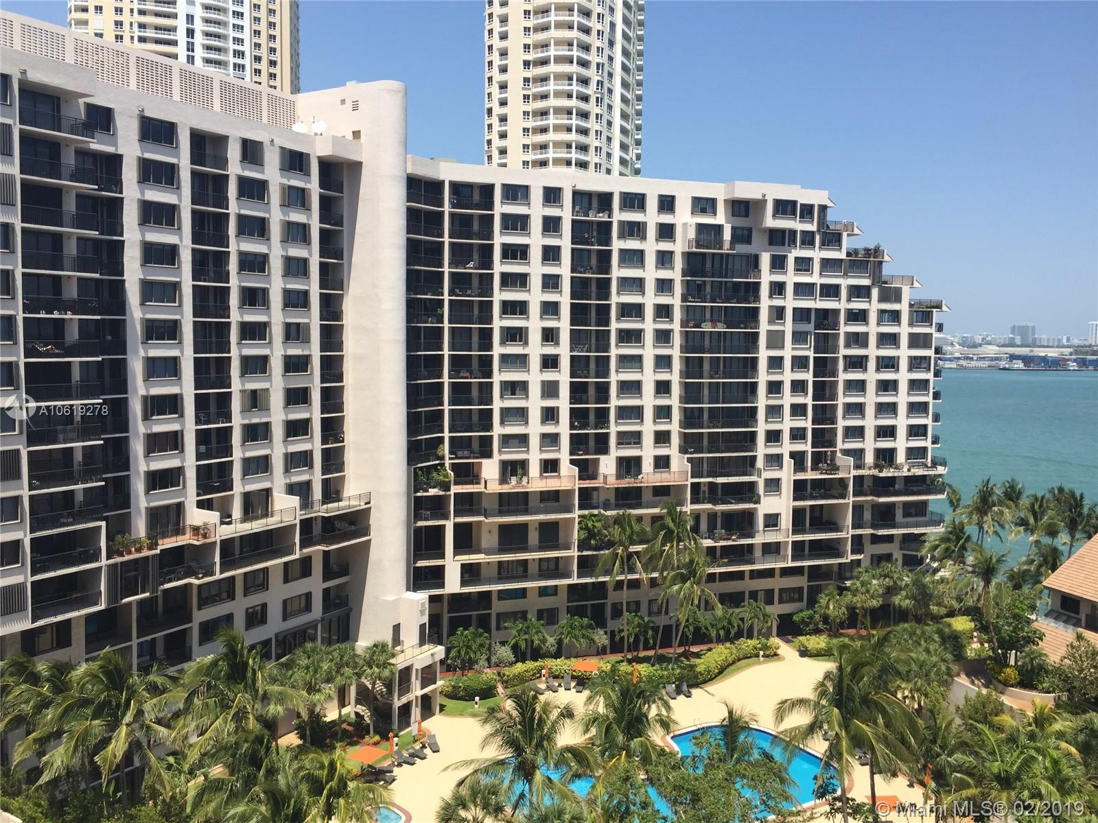 520  Brickell Key Dr #A1210 For Sale A10619278, FL