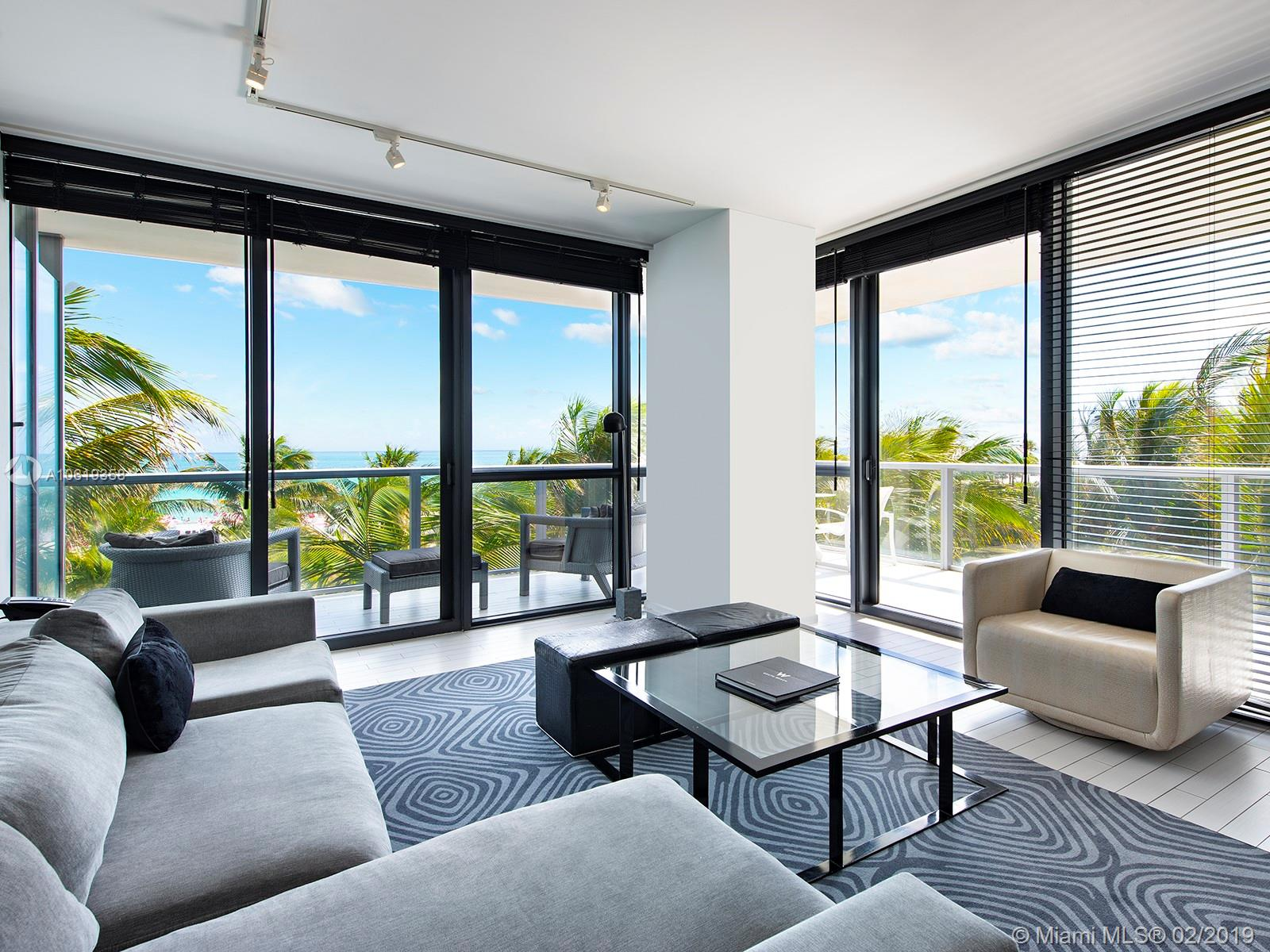 2201  Collins Ave #428 For Sale A10619358, FL