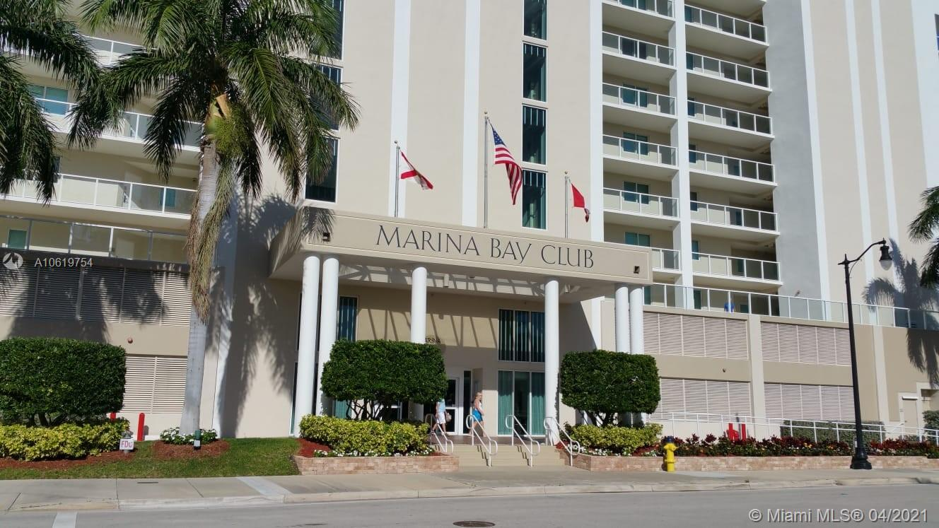 18100 N Bay Rd #406 For Sale A10619754, FL