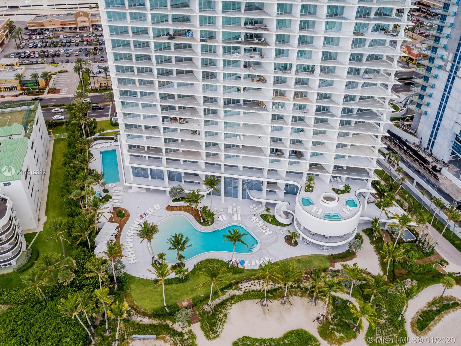16901  Collins Ave   601