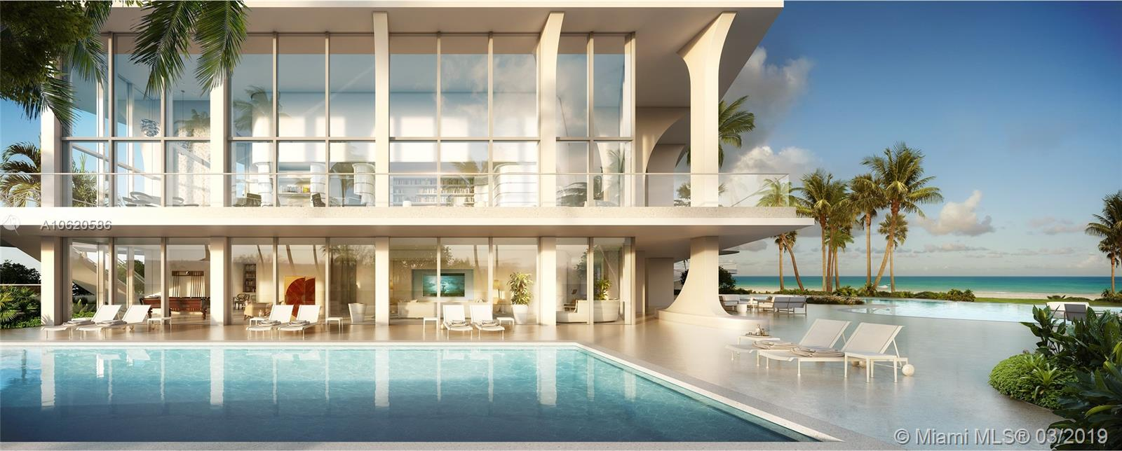 Ready to move in!! Fantastic unit at the brand new Jade Signature. Designed by Herzog and DeMeuron. This property has marble floors, high end finishes, decorator ready, open view to the ocean, club room, Bistro Café, business center, play room, Beach Bar & Grill and more!  *SQ FT AS PER OWNER*