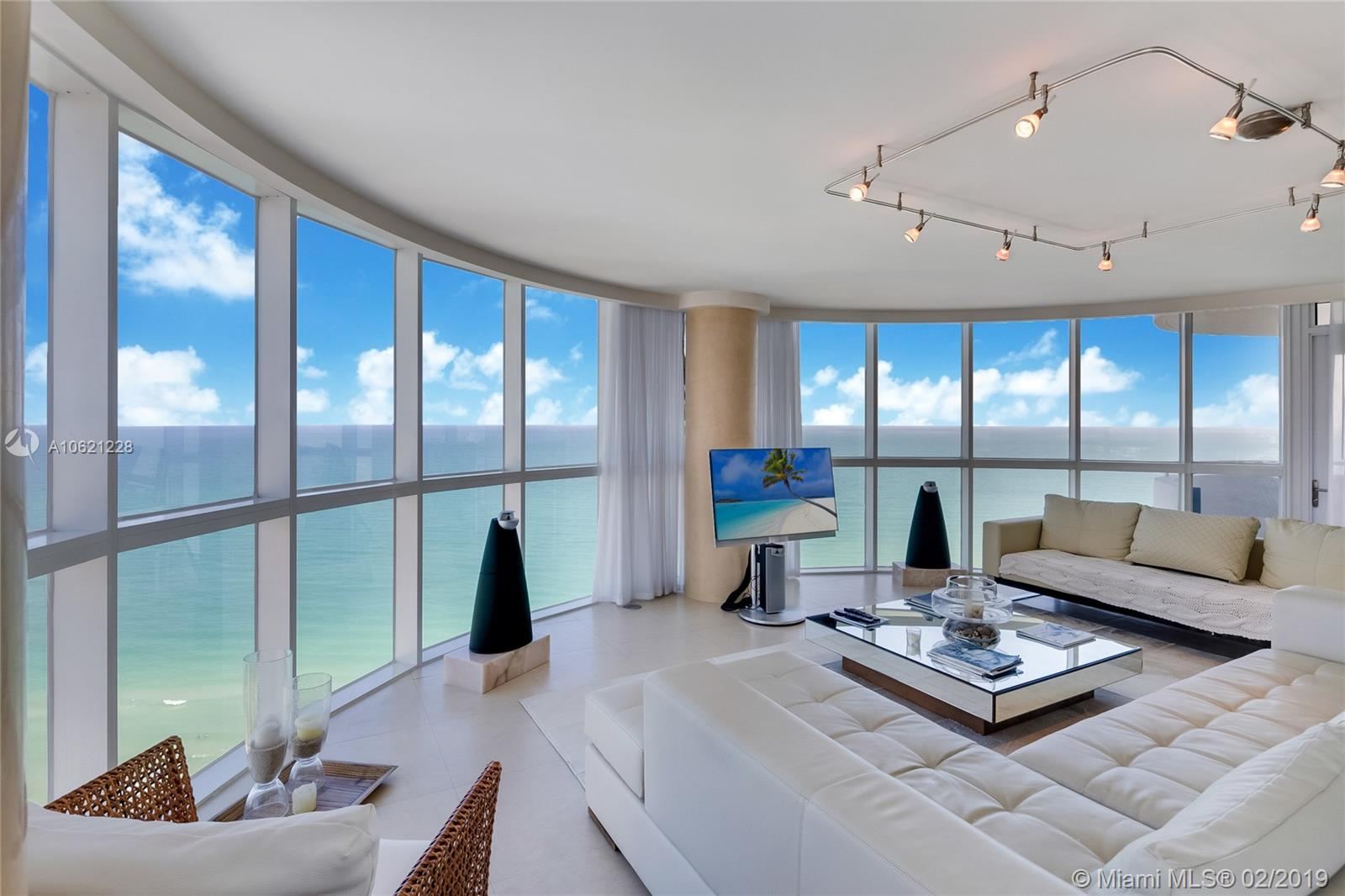 6301  Collins Ave #2701 For Sale A10621228, FL