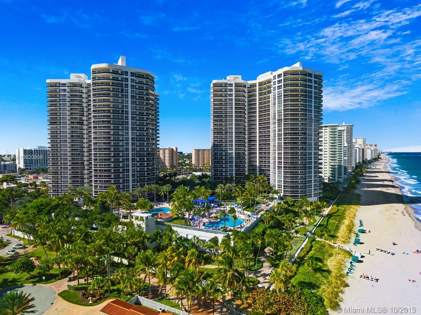 3100 N Ocean Blvd #1602 For Sale A10620808, FL