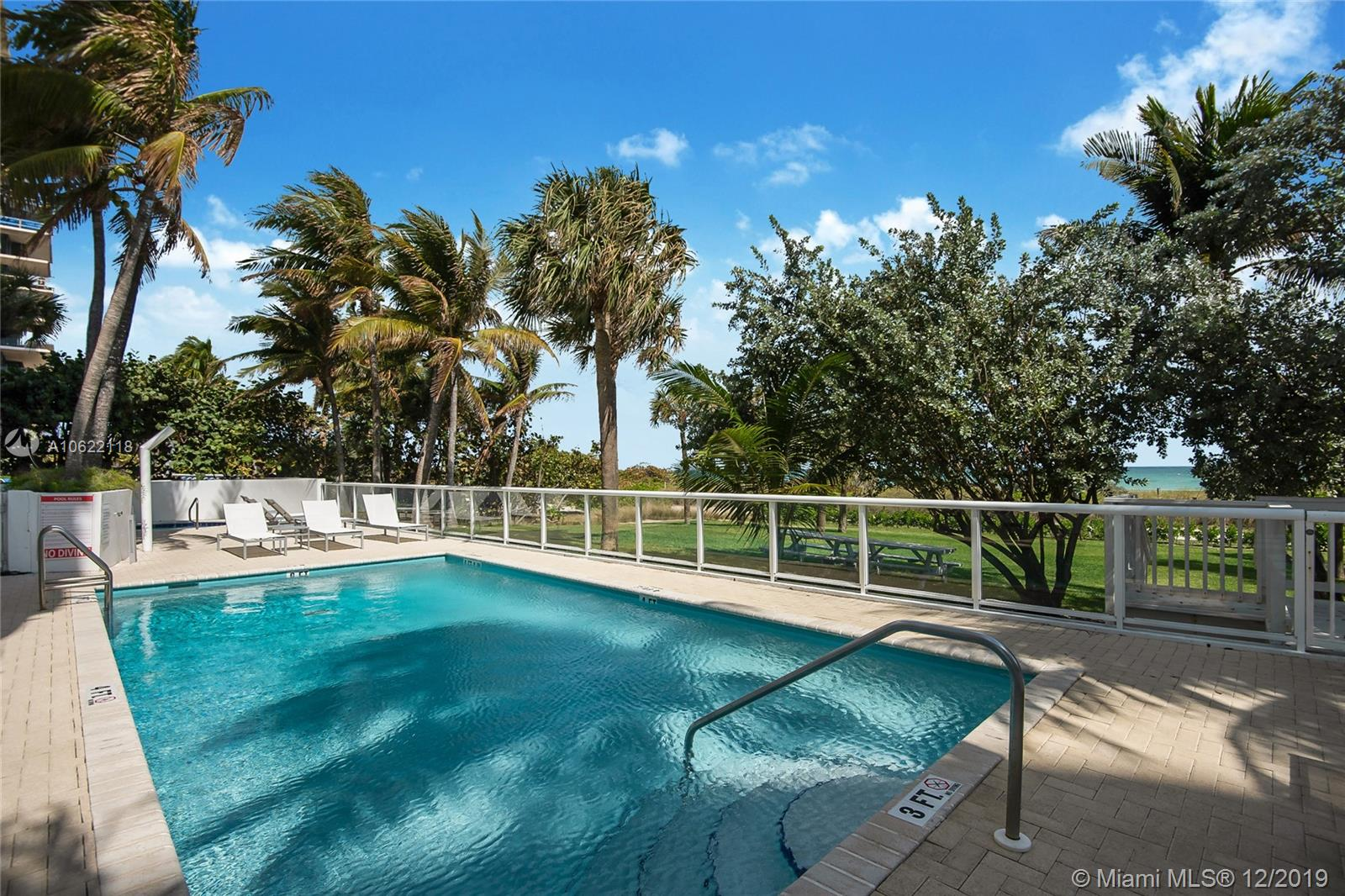 8911  Collins Ave #202 For Sale A10622118, FL