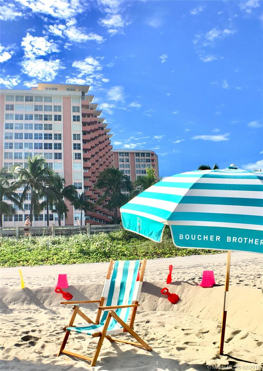 2899  Collins Ave #610 For Sale A10622397, FL