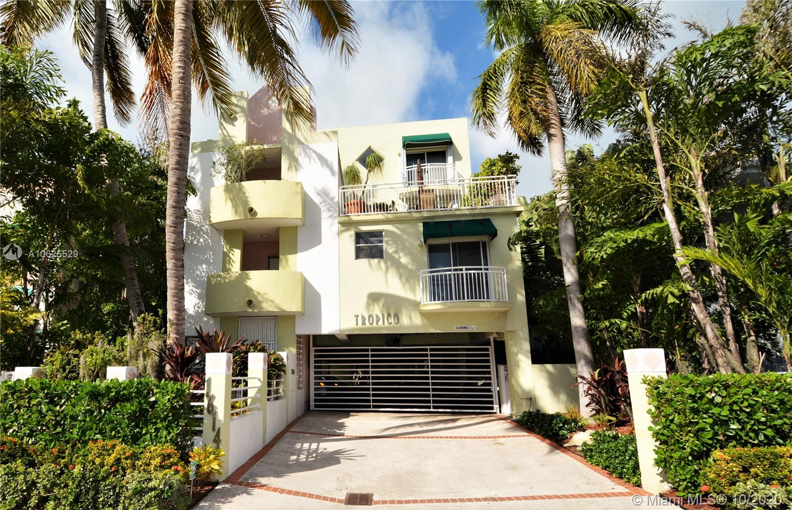 1614  Euclid Ave #33 For Sale A10625529, FL