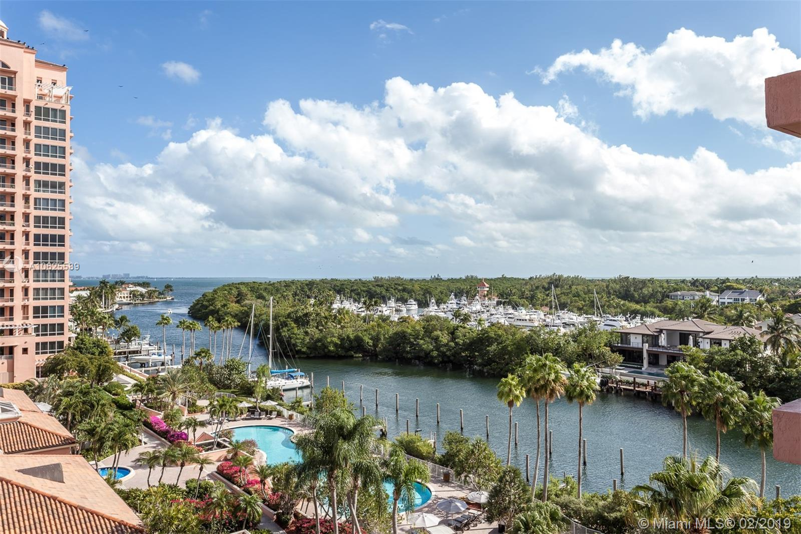 60  Edgewater Dr #7C For Sale A10625589, FL