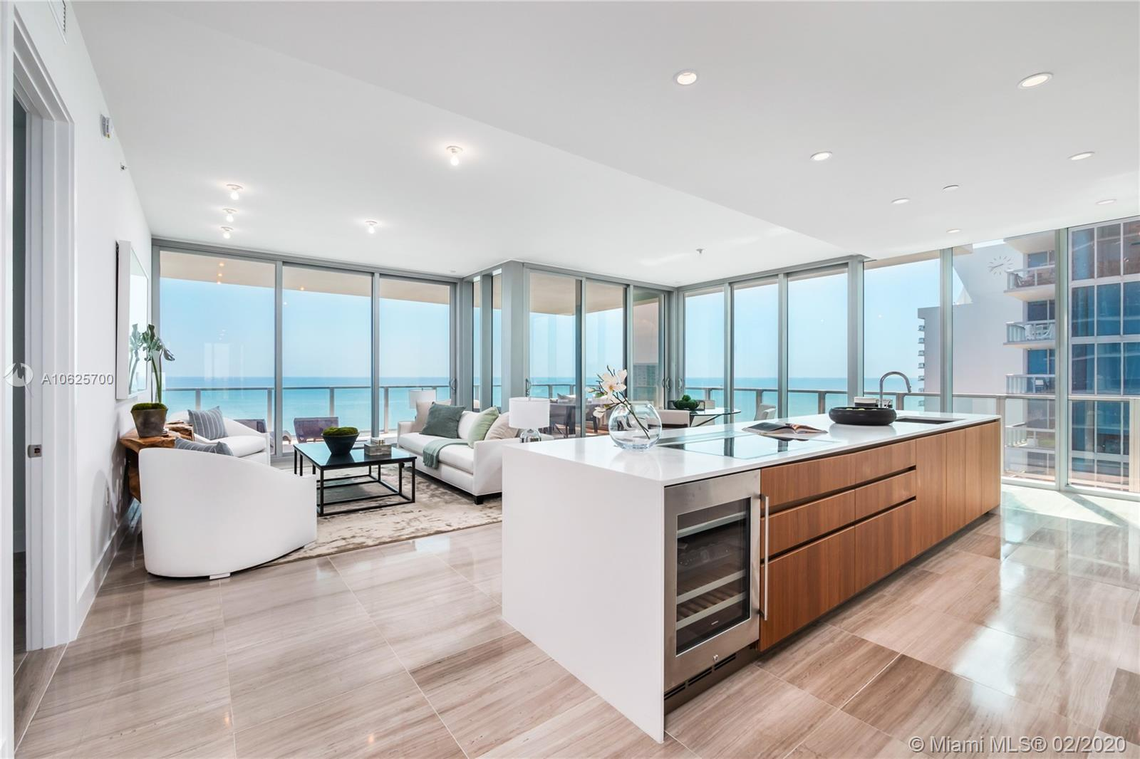 6901  Collins Ave #1002 For Sale A10625700, FL