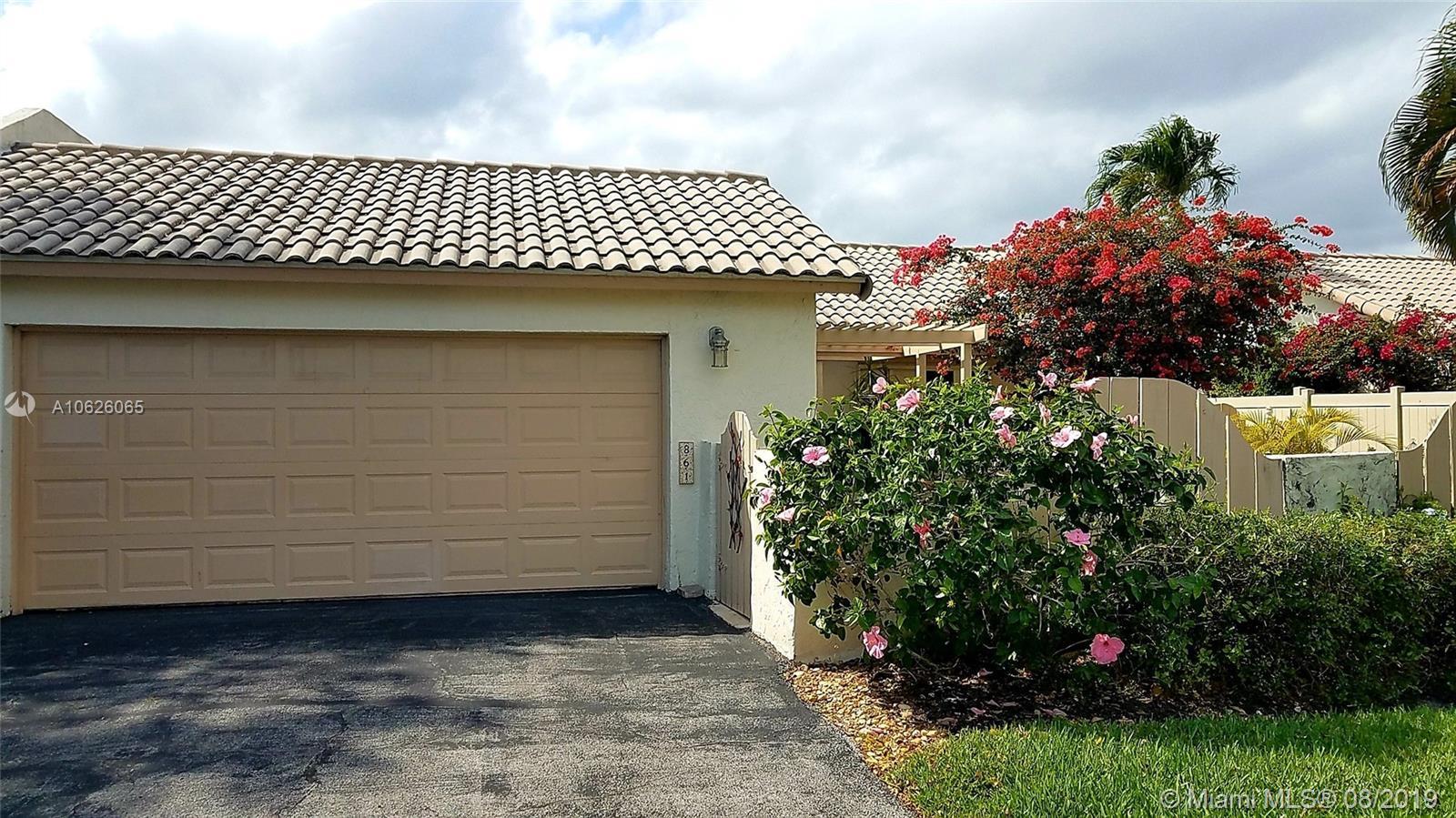 861  Camino Gardens Lane #A For Sale A10626065, FL
