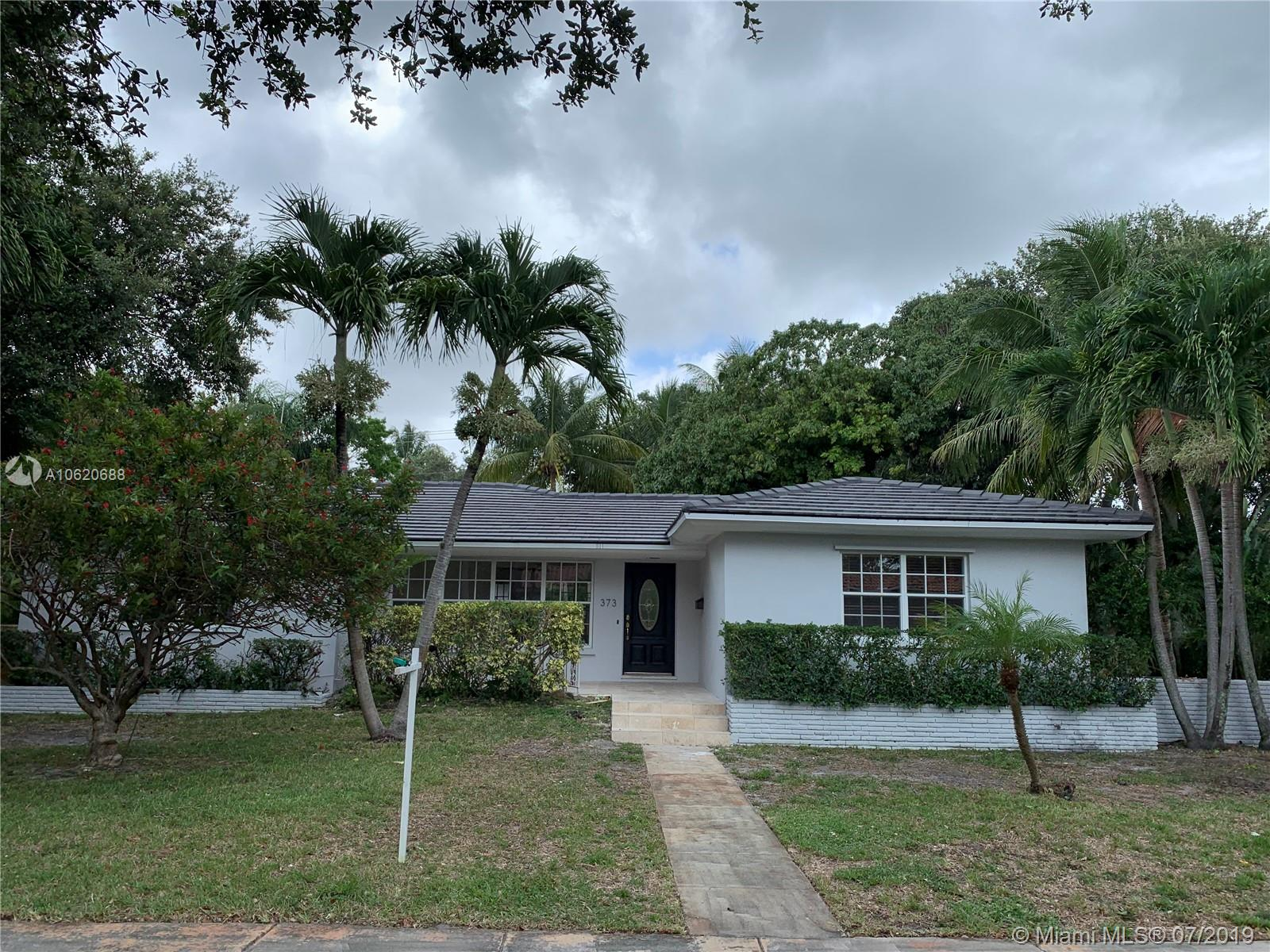 373 N E 91 St  For Sale A10620688, FL