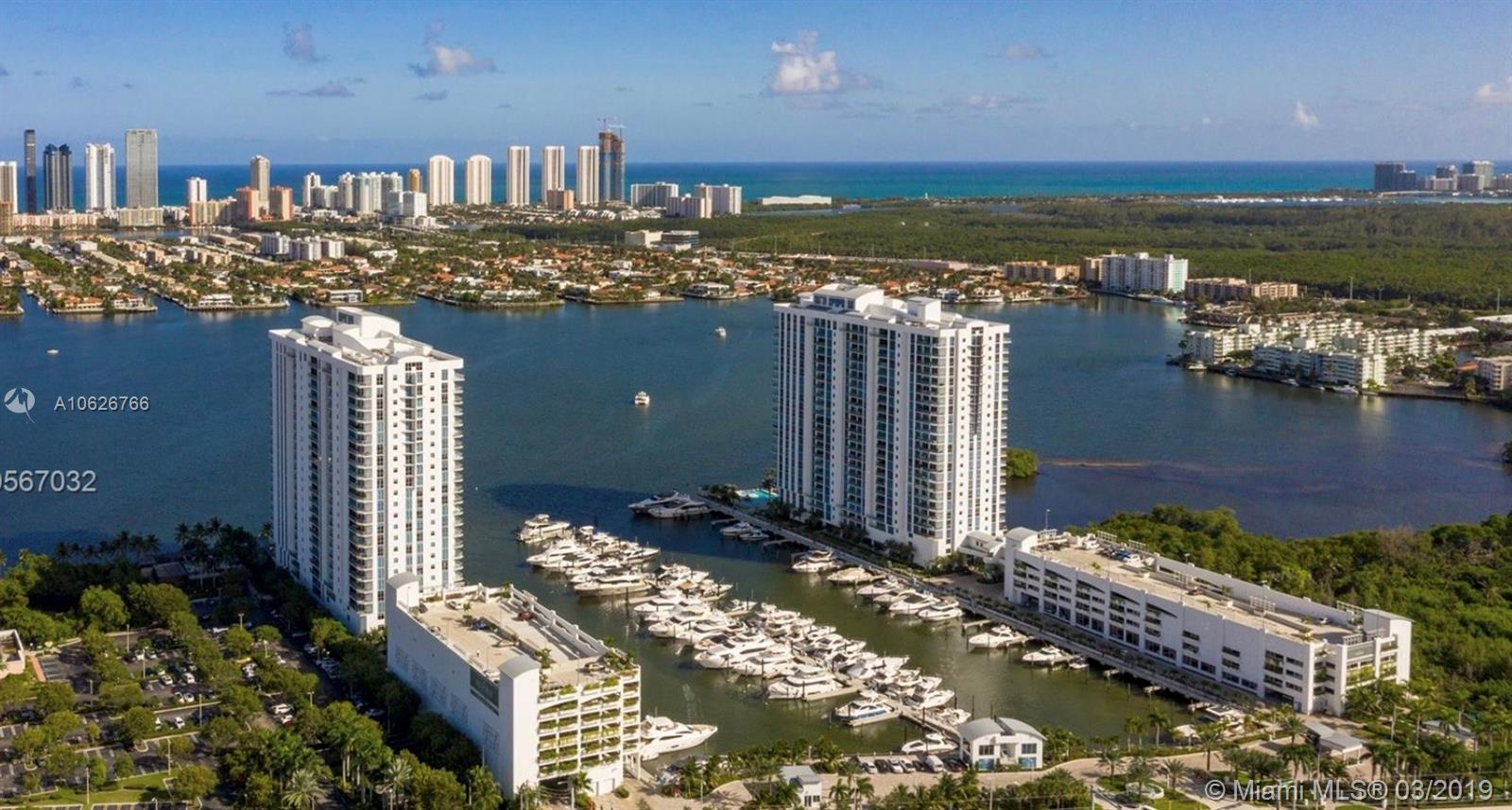17301  Biscayne Blvd #910 For Sale A10626766, FL