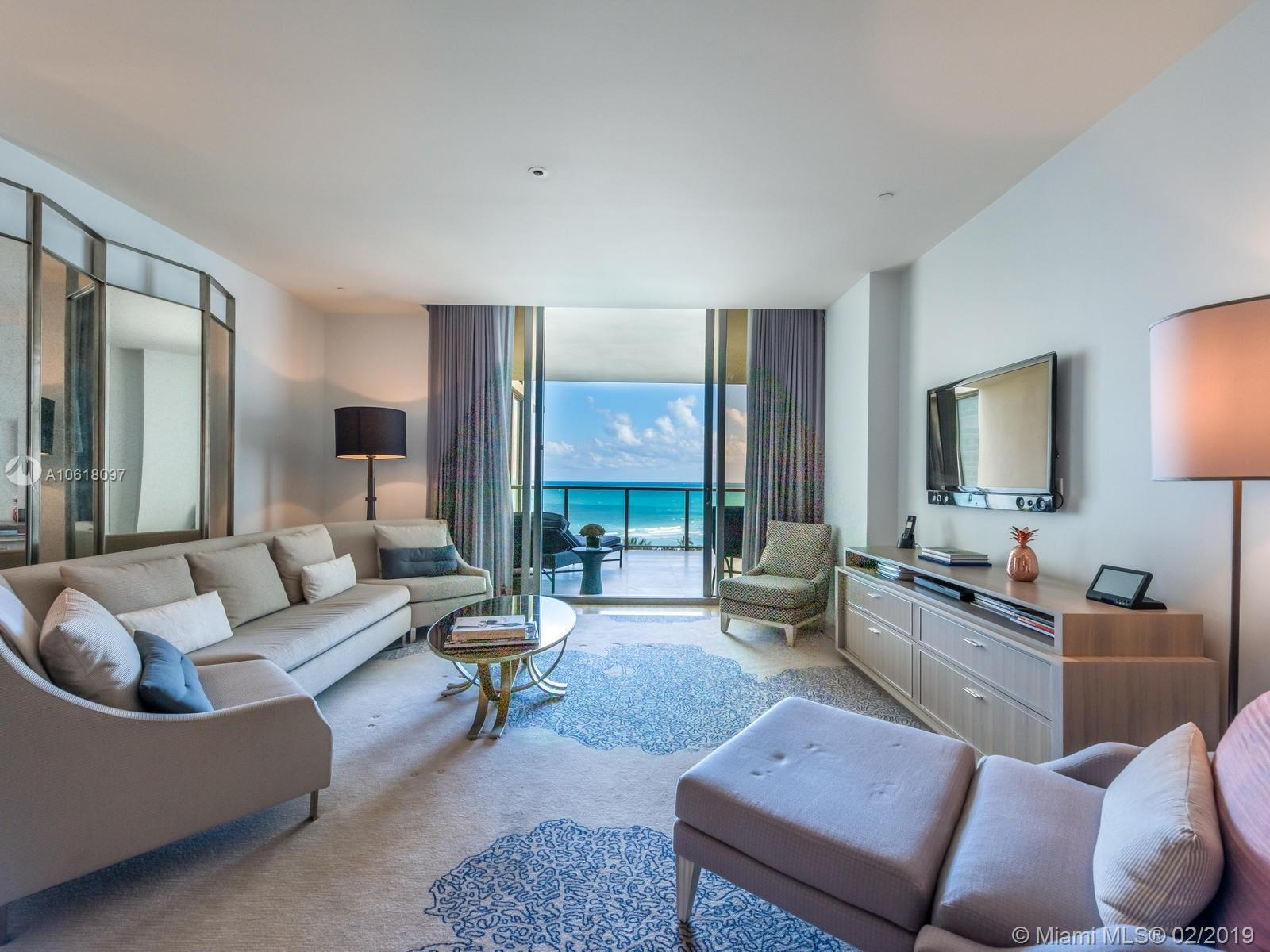 9703  Collins Ave #706 For Sale A10618097, FL