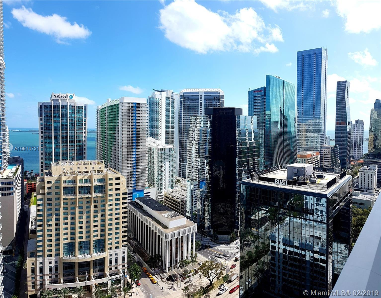 1080  Brickell Ave #3006 For Sale A10614731, FL