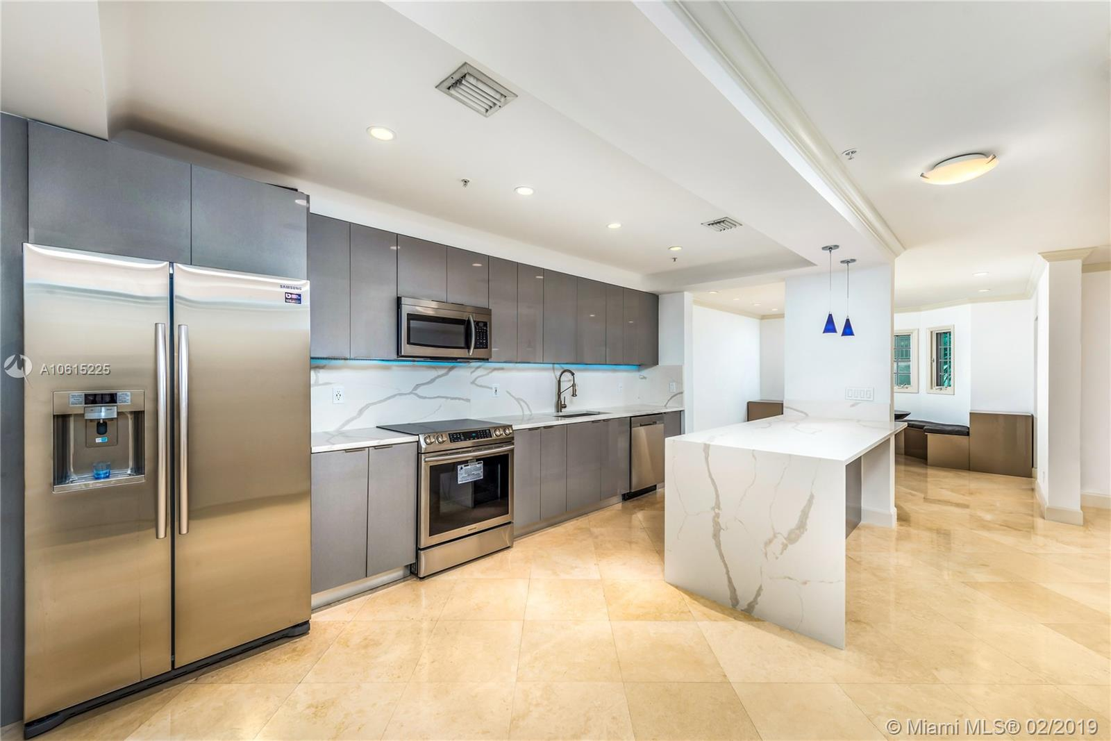 1415  Sunset Harbour Dr #205 For Sale A10615225, FL