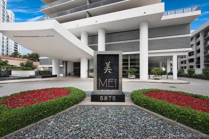 5875  Collins Ave #1406 For Sale A10628581, FL
