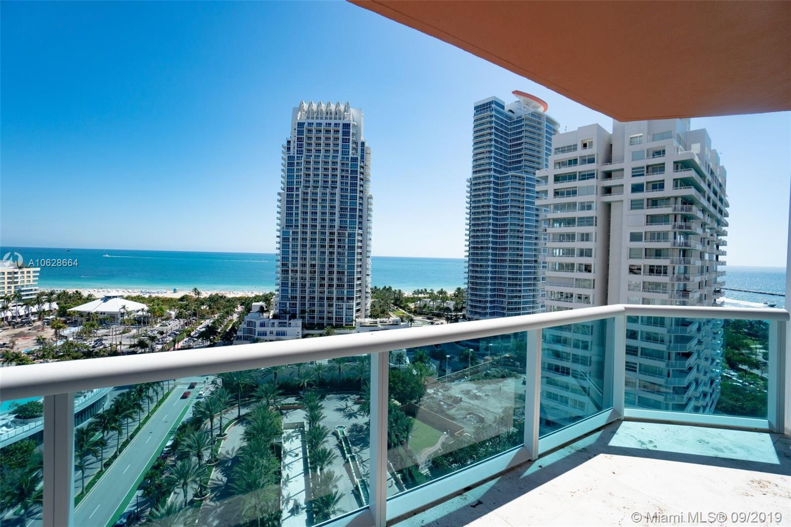 300 S Pointe Dr #1705 For Sale A10628664, FL