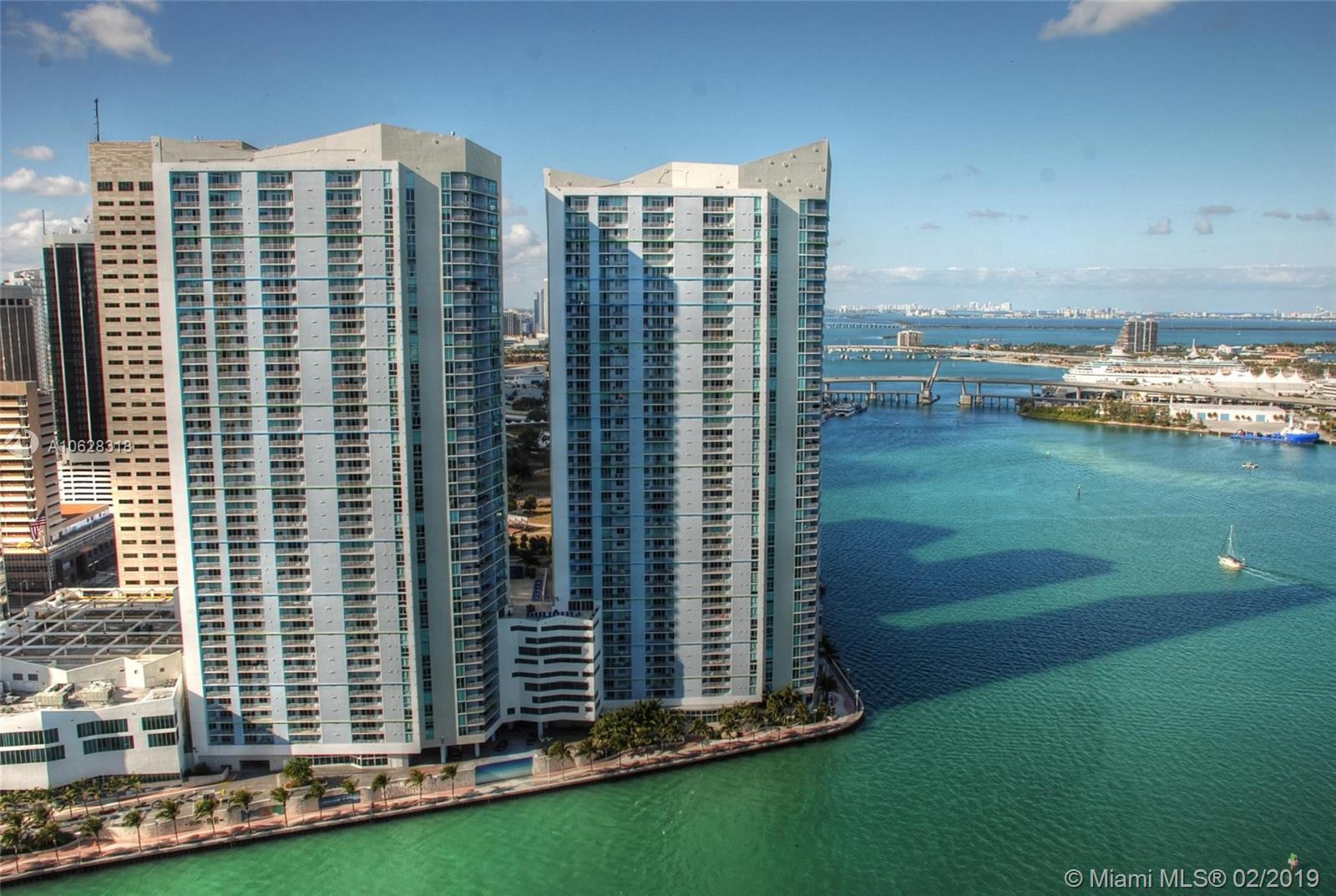 325 S Biscayne Blvd #323, Miami FL 33131