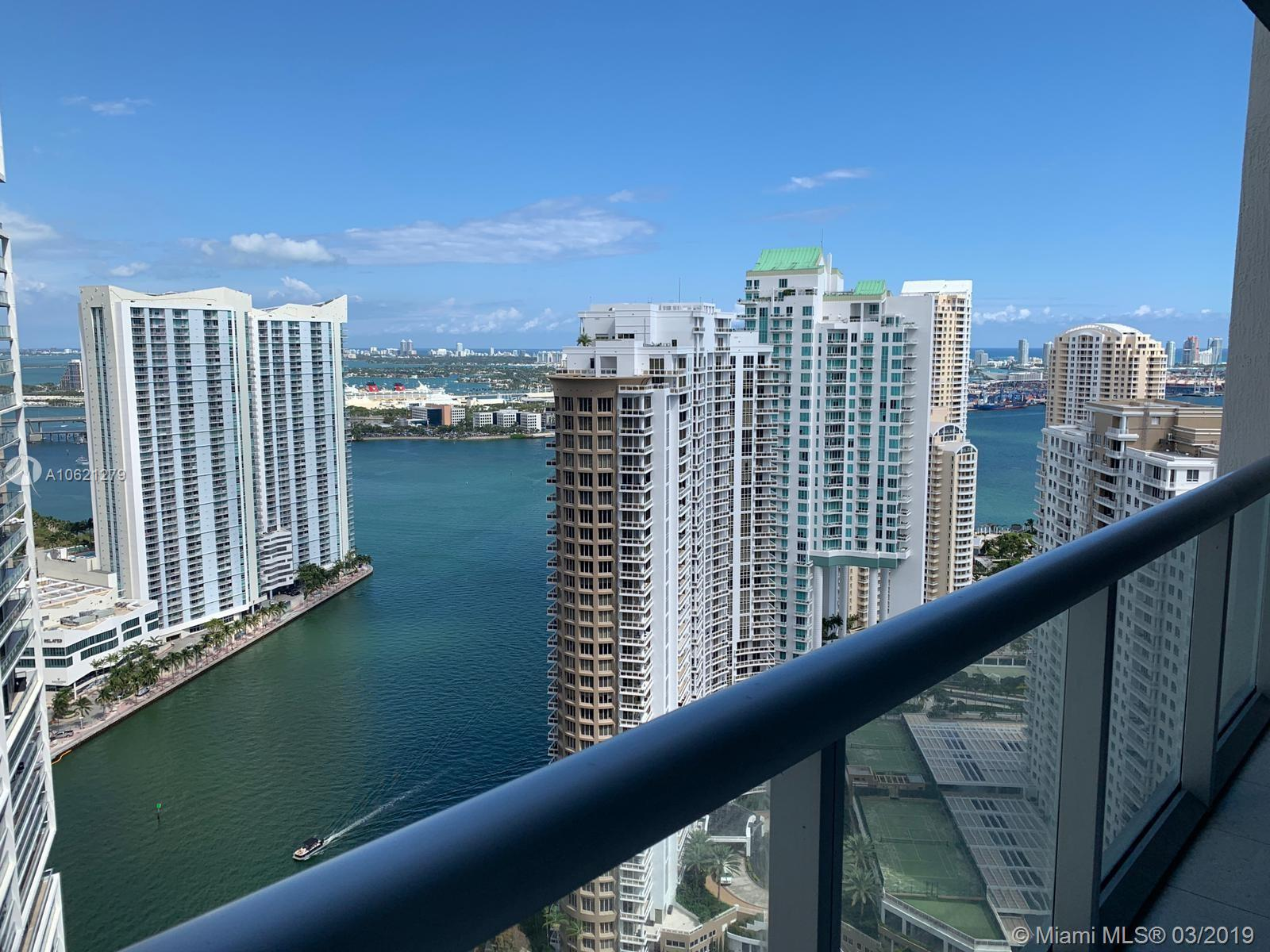 495  Brickell Ave #3808 For Sale A10621279, FL