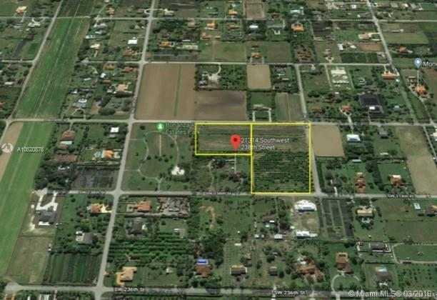 21345 SW 238 ST  For Sale A10620876, FL