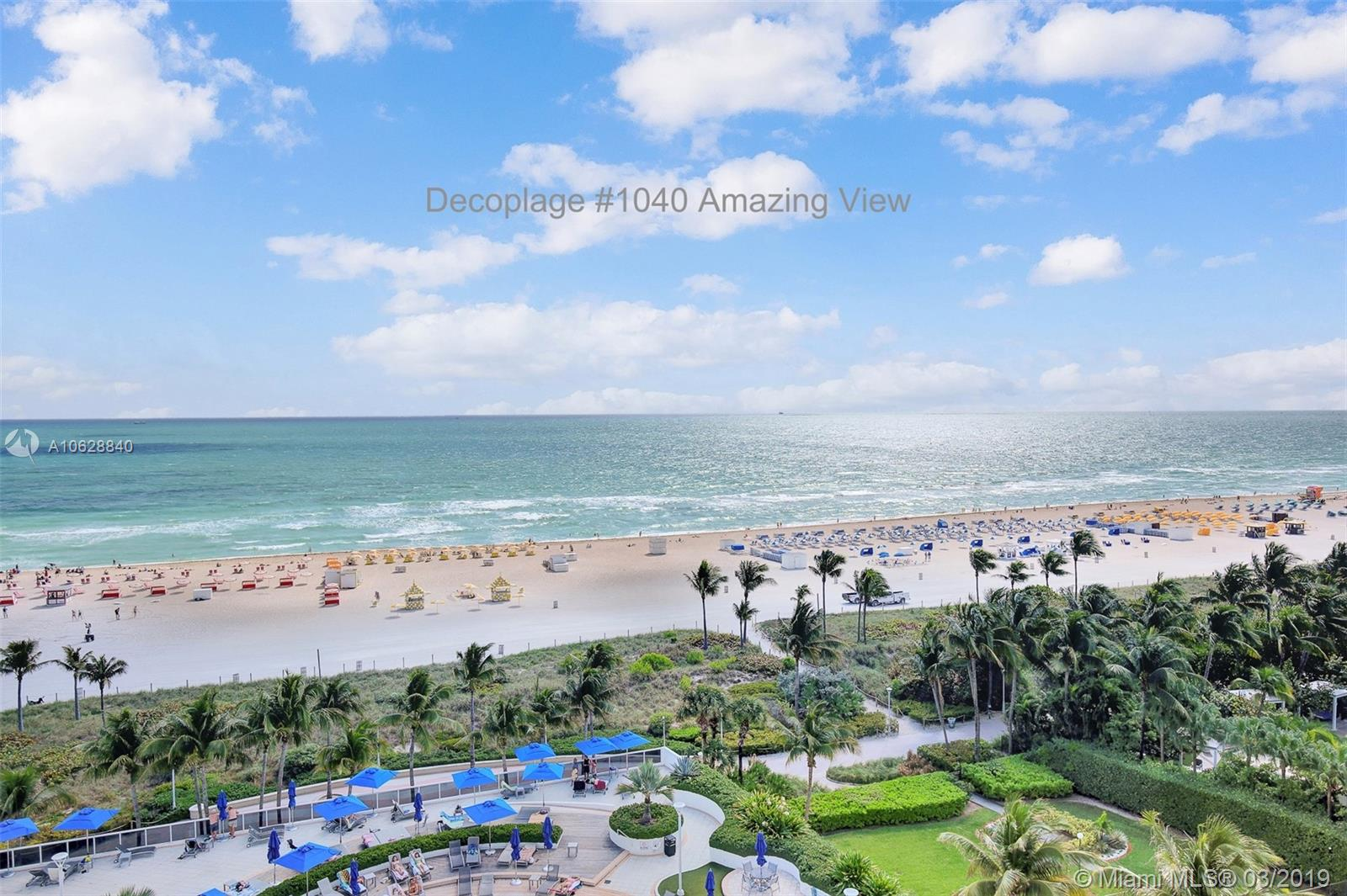 100  Lincoln Rd #1040 For Sale A10628840, FL