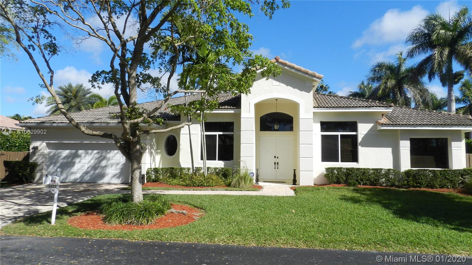 8423 SW 137th St  For Sale A10629902, FL