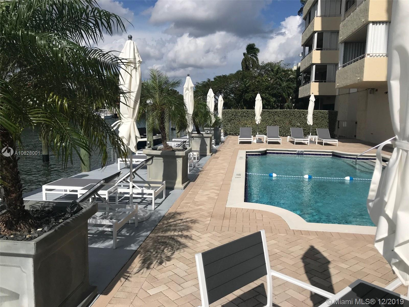 9660 W Bay Harbor Dr #6C For Sale A10628001, FL