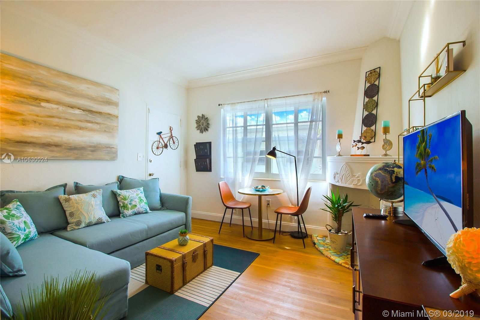 1341  Meridian Ave #205 For Sale A10630024, FL
