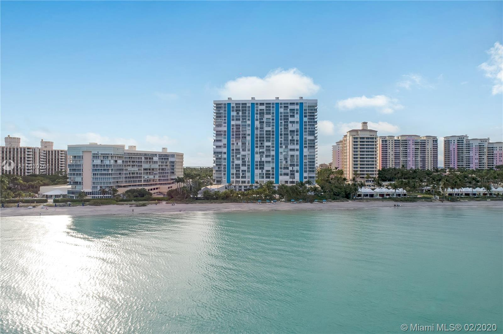 881  Ocean Dr #17D For Sale A10630266, FL