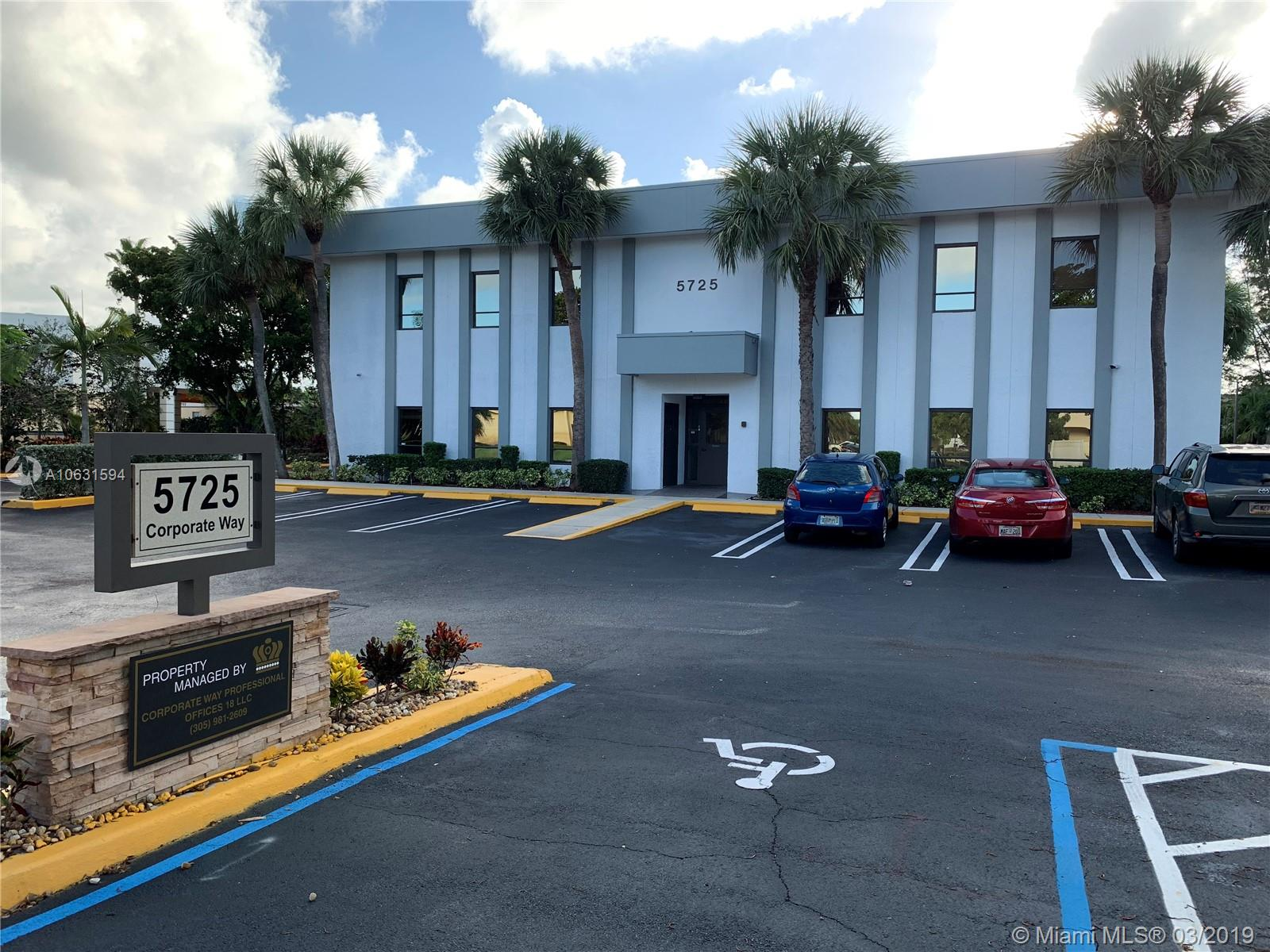 5725  Corporate Way  For Sale A10631594, FL