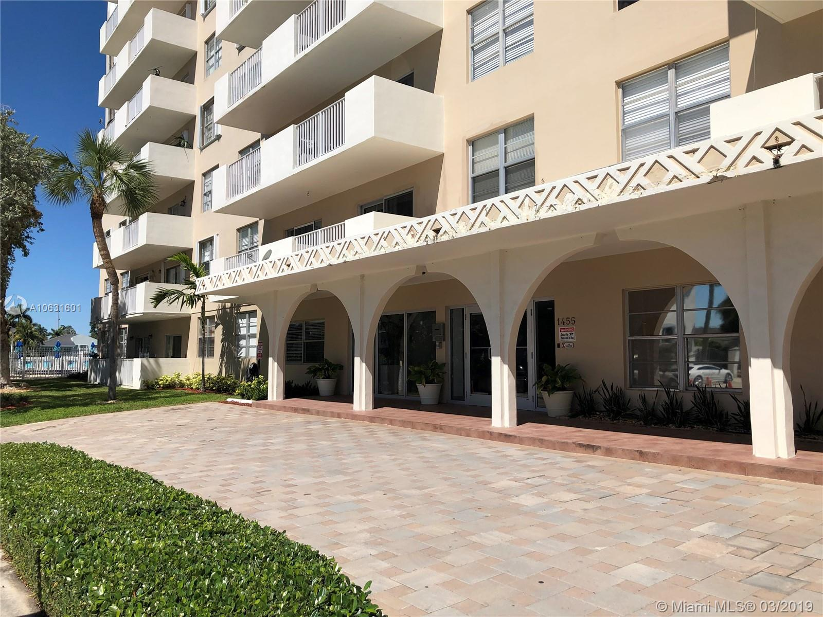 1455  N Treasure Dr #4D For Sale A10631601, FL