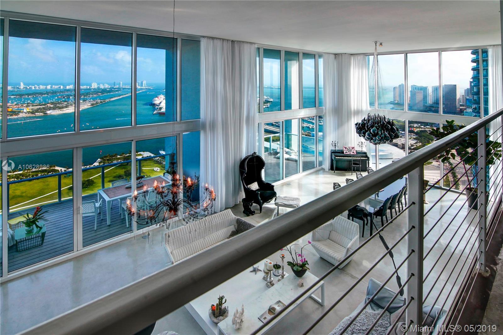 1040  Biscayne Blvd #PH4602 For Sale A10628986, FL