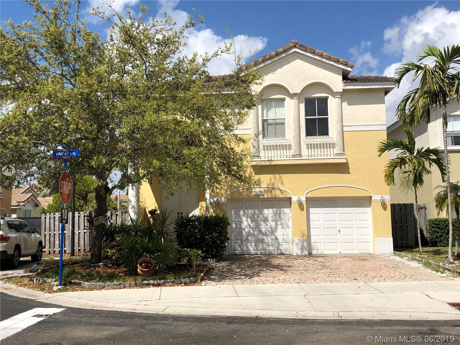 11355 NW 47th Ln  For Sale A10636054, FL