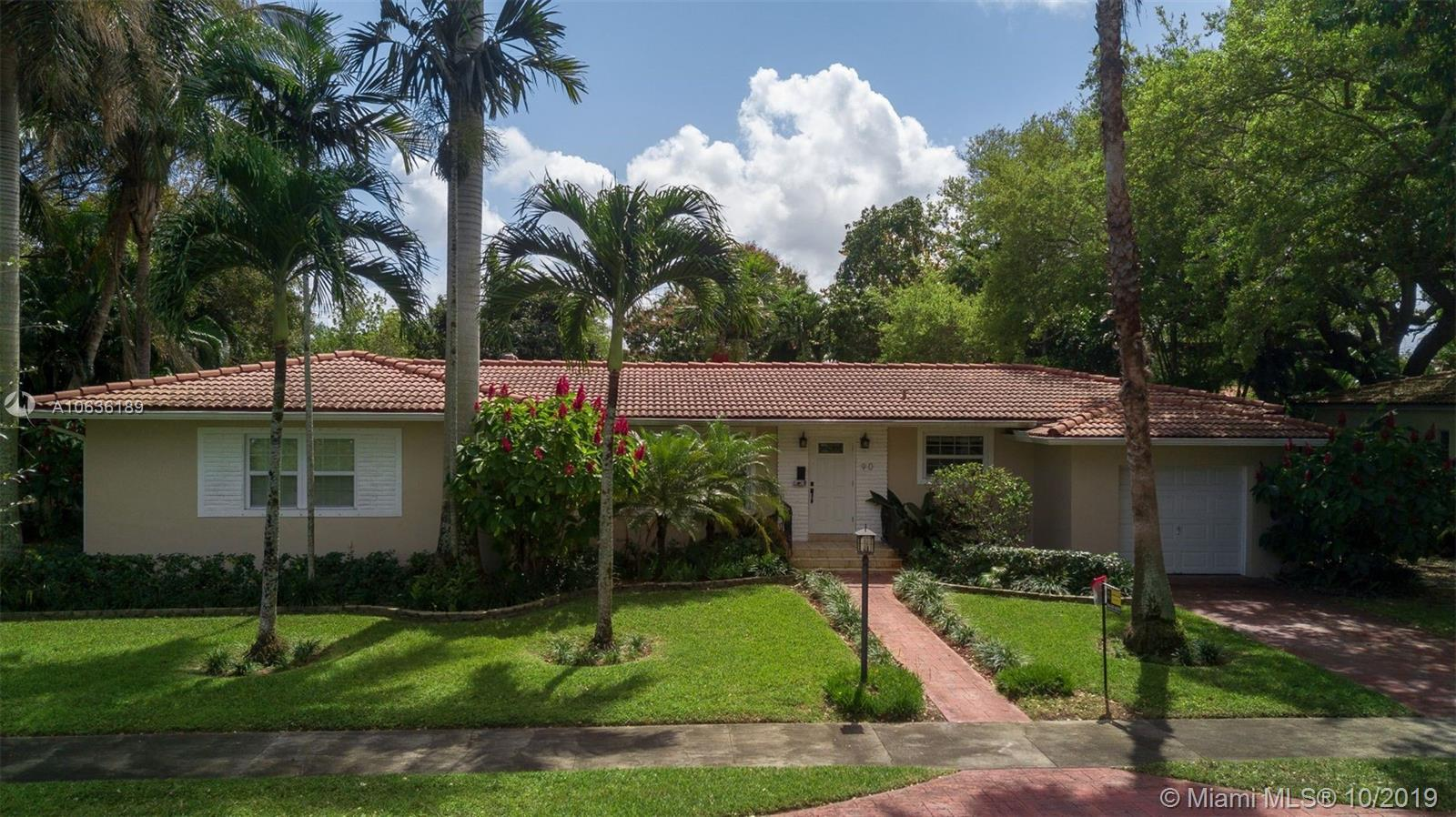 90 NE 104th St  For Sale A10636189, FL
