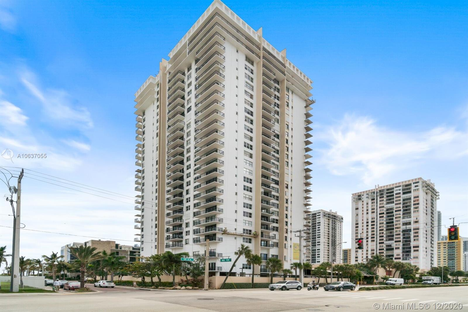 2101 S Ocean Dr #701 For Sale A10637055, FL