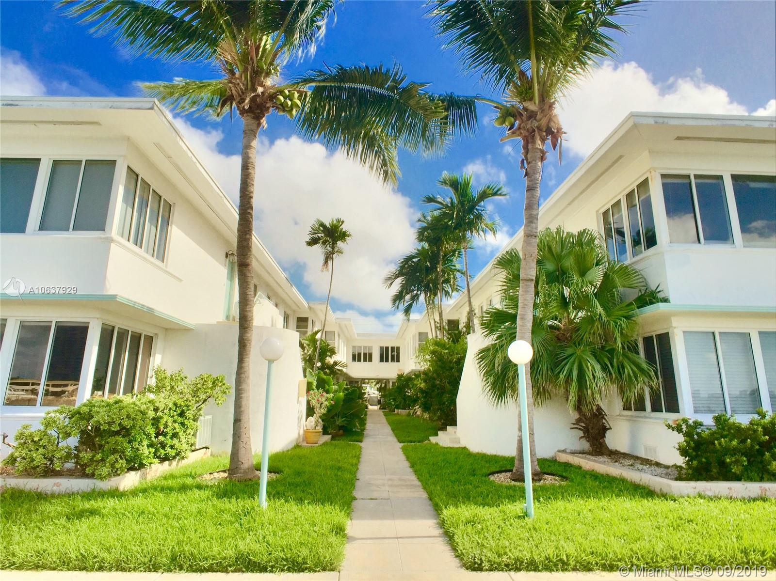 1980  Bay Dr #8 For Sale A10637929, FL