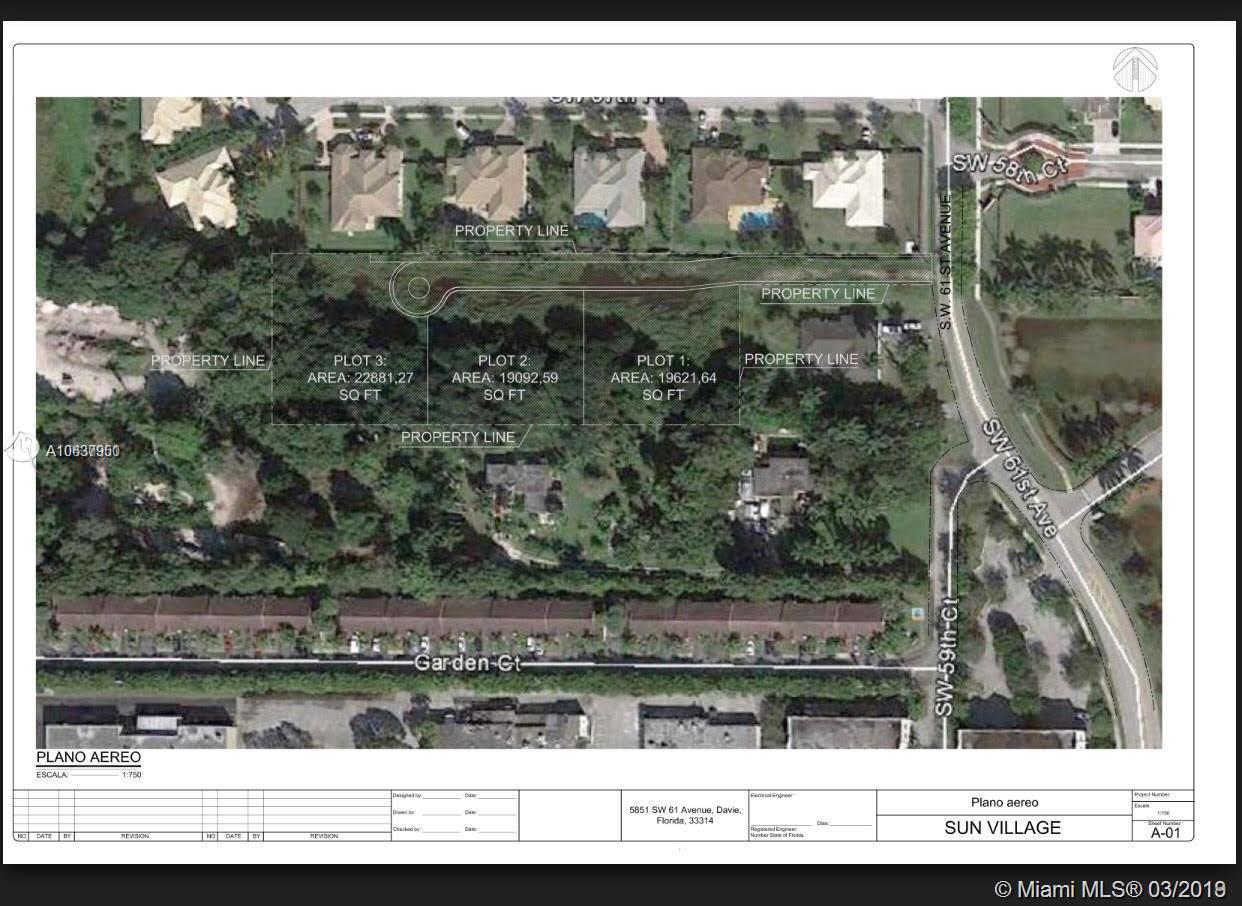 61 SW Ave, Davie, FL 33314