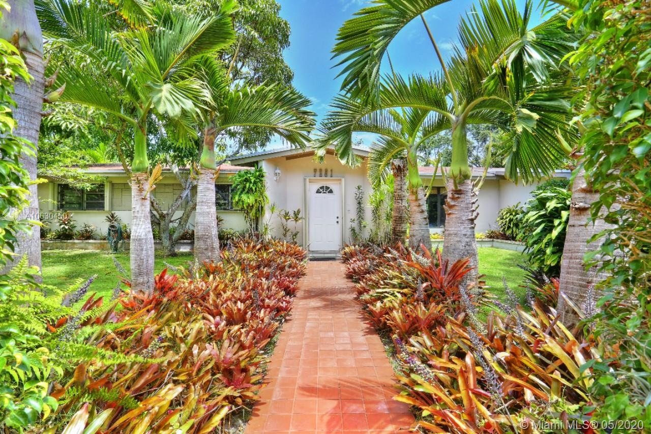 7281 SW 136th St  For Sale A10630450, FL