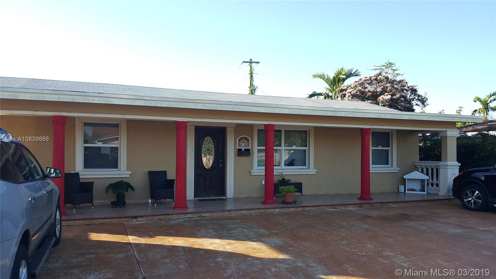6740 SW 16th Ter  For Sale A10639666, FL