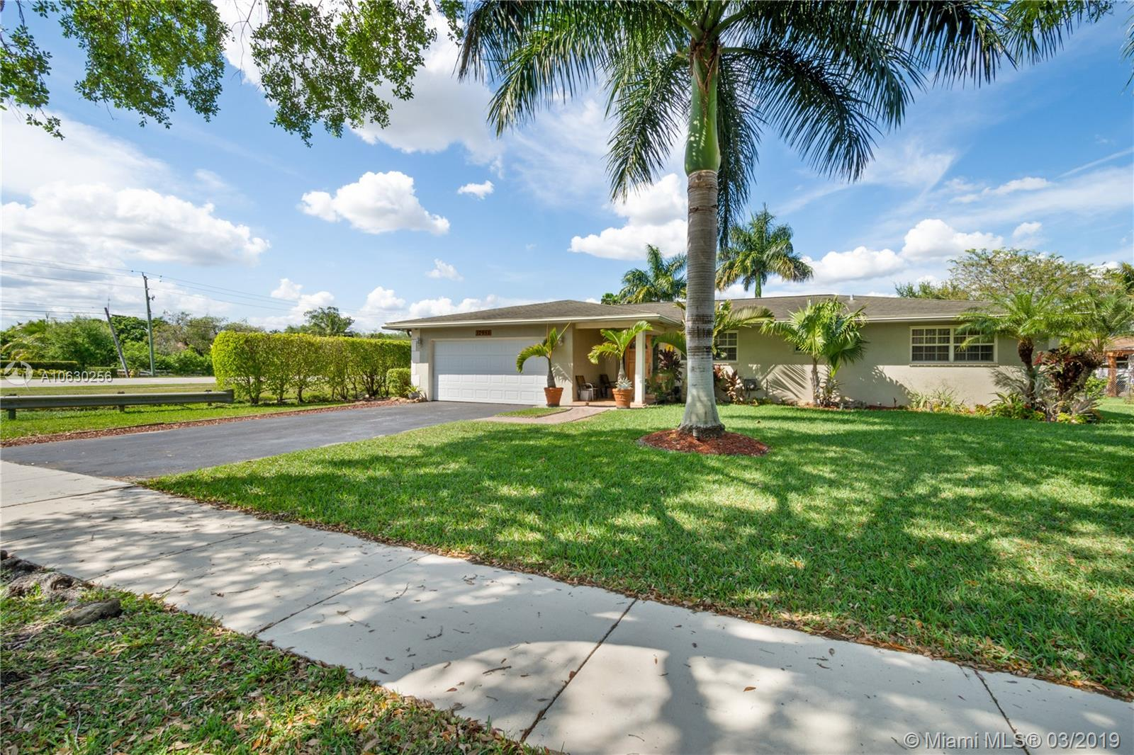 12951 SW 13th St  For Sale A10630256, FL