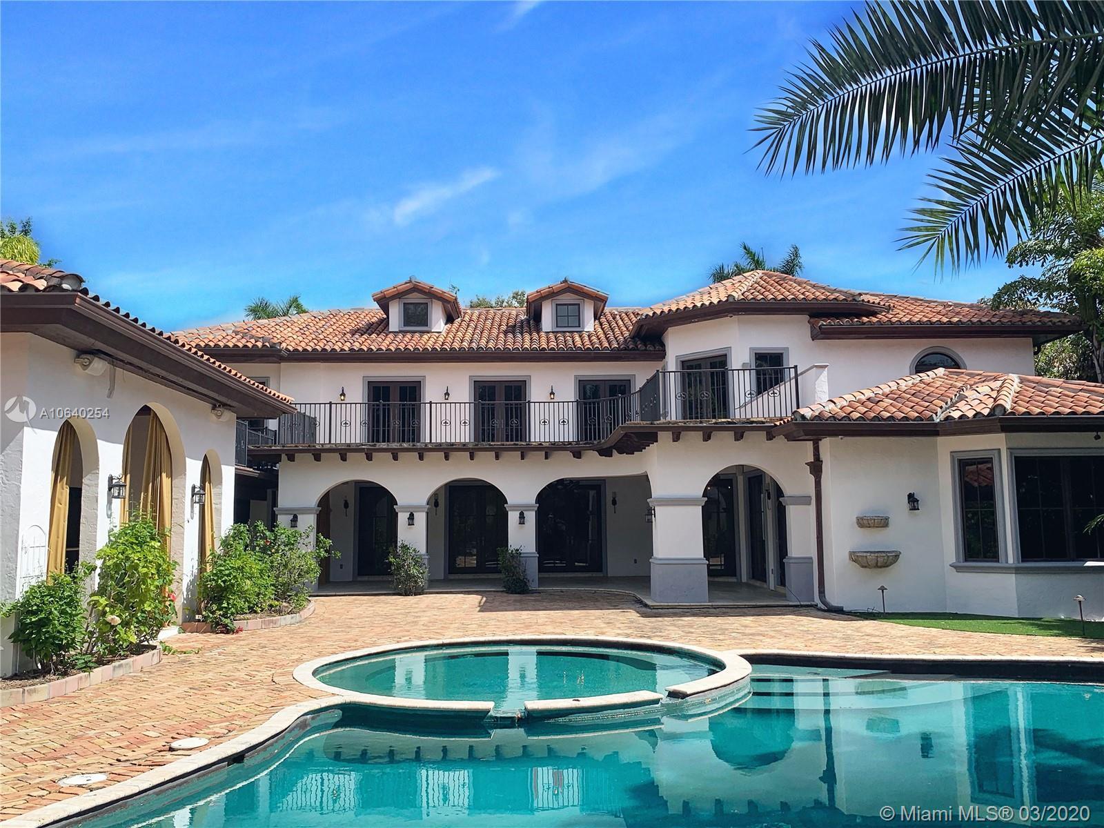 1260  Anastasia Ave  For Sale A10640254, FL