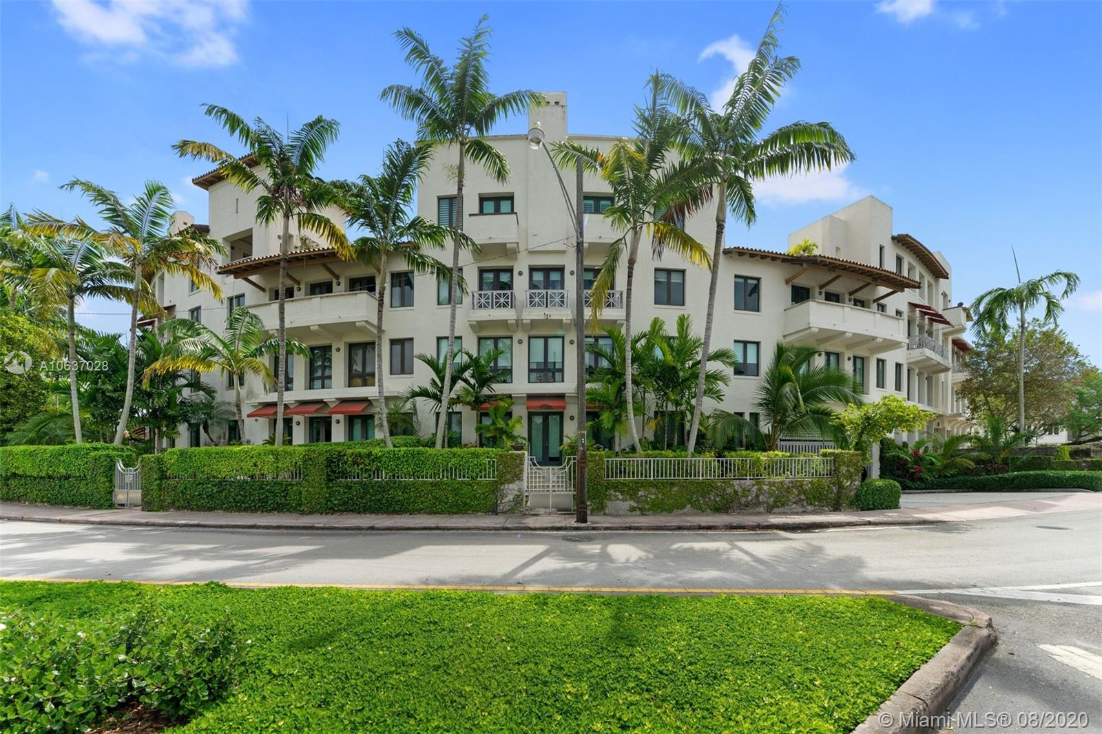 2401  Anderson Rd #6 For Sale A10637028, FL
