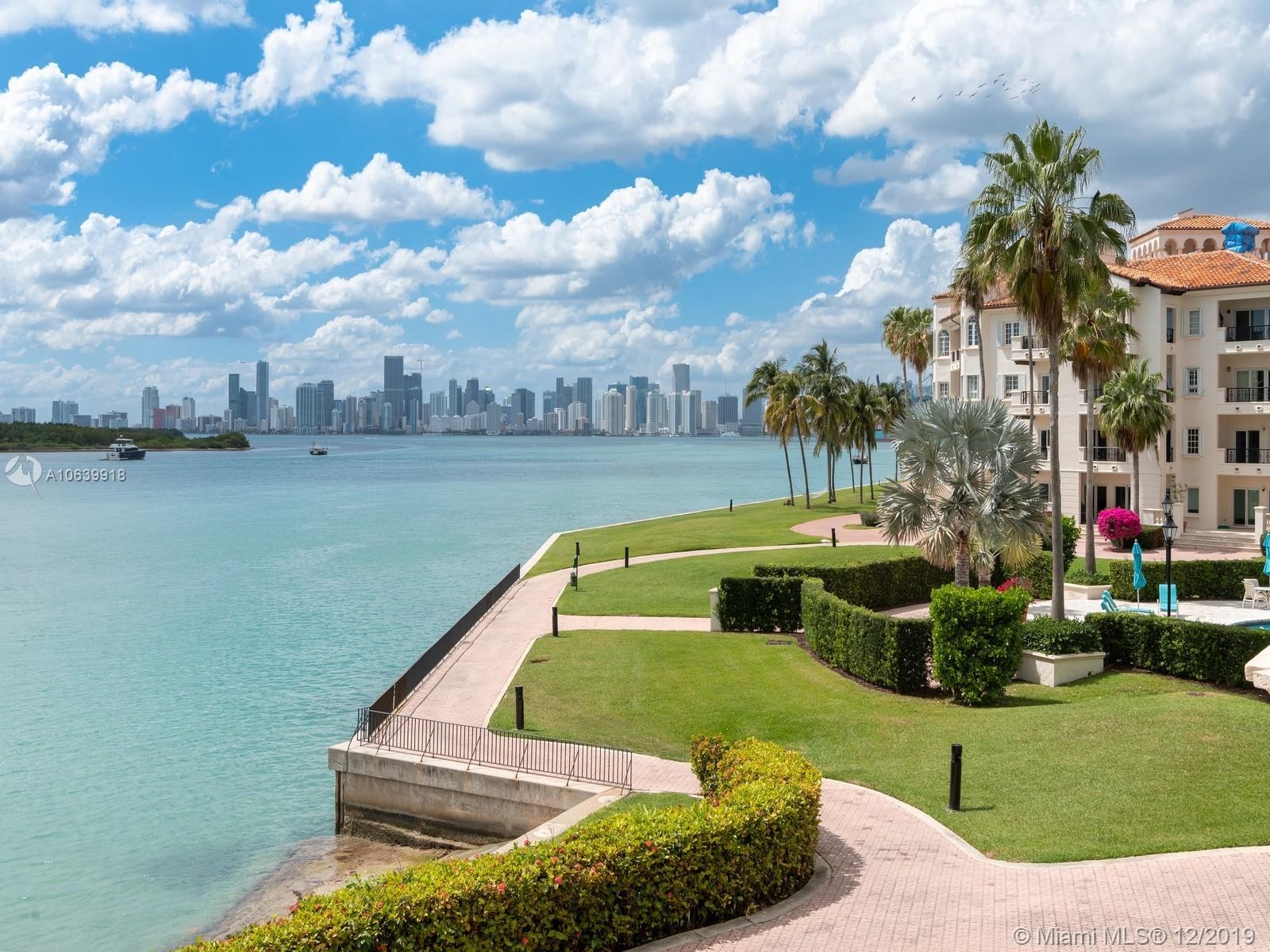 2023  Fisher Island Dr #2023 For Sale A10639918, FL