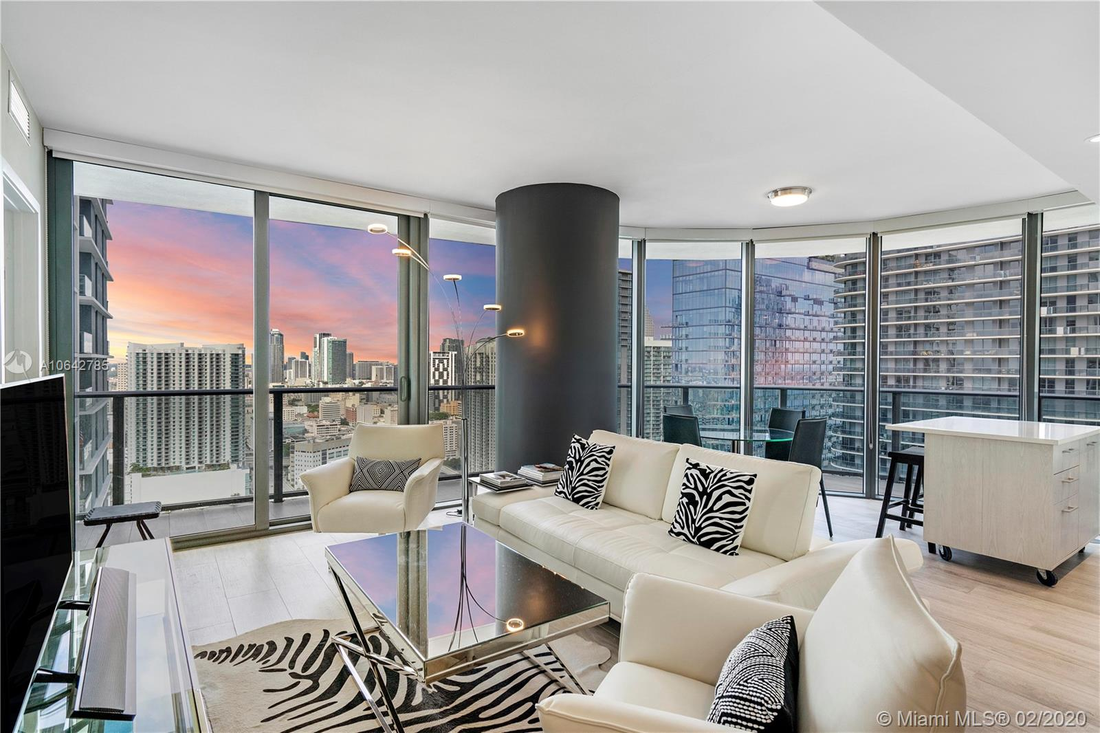 55 SW 9th St #3601 For Sale A10642785, FL