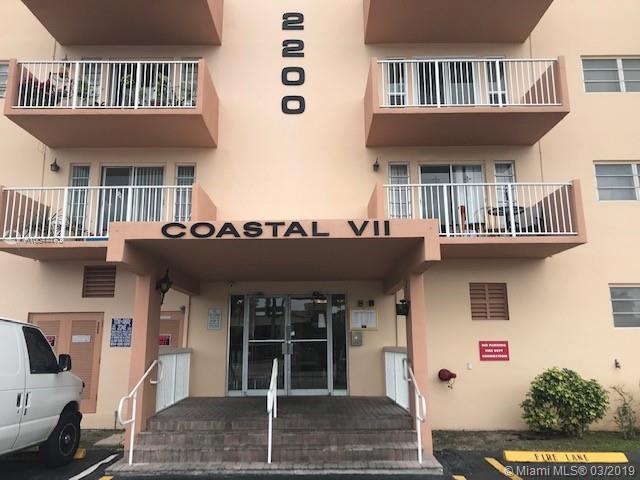 2200 N Hallandale Beach Blvd #203 For Sale A10644473, FL