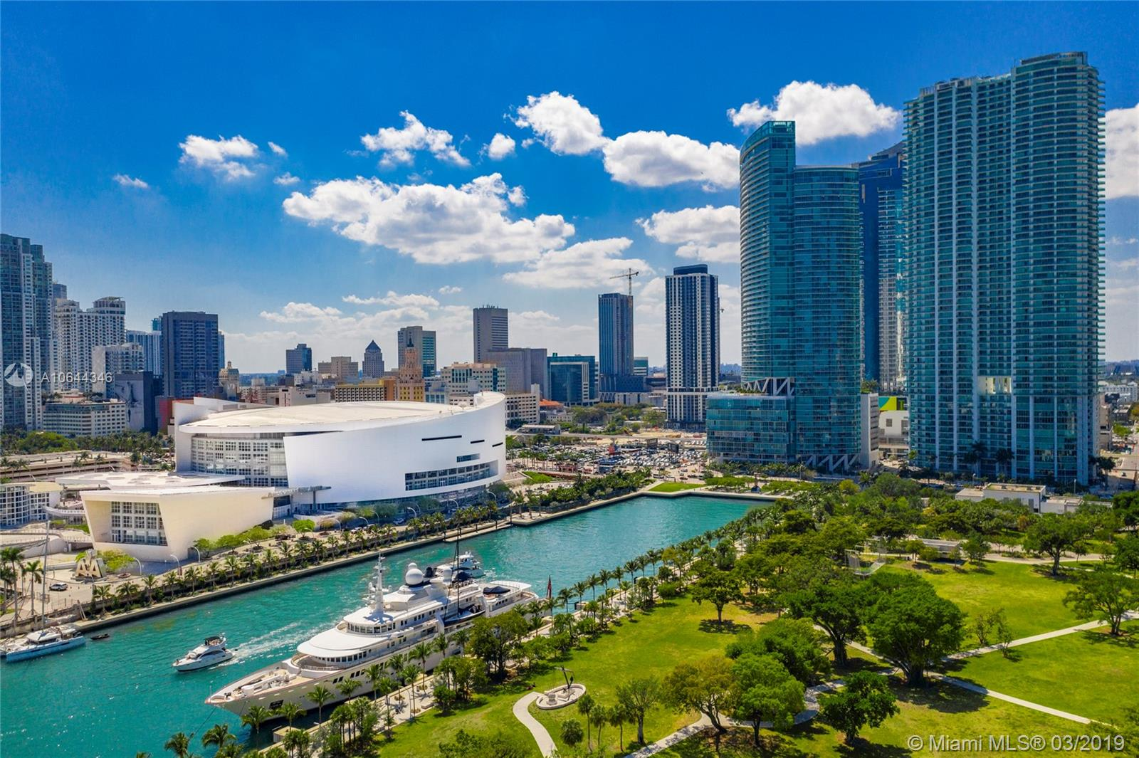 888  Biscayne Blvd #CU6 For Sale A10644346, FL