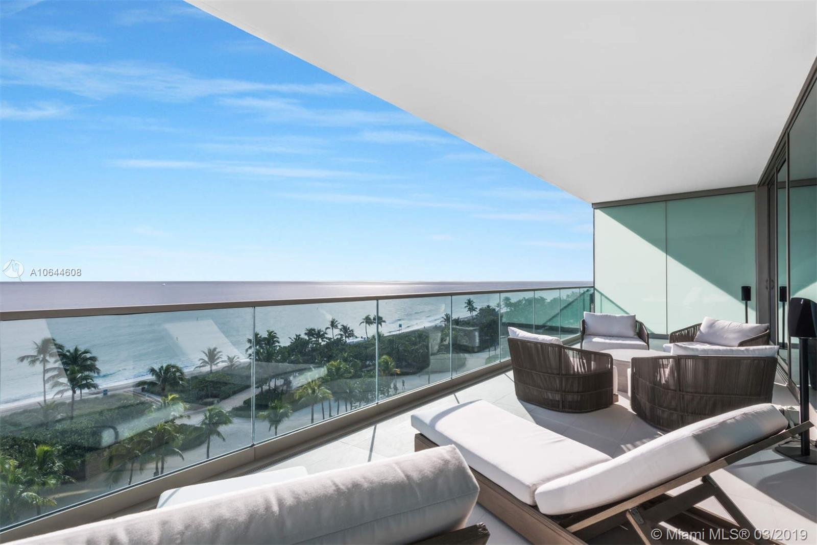 10201  Collins Ave #703 For Sale A10644608, FL