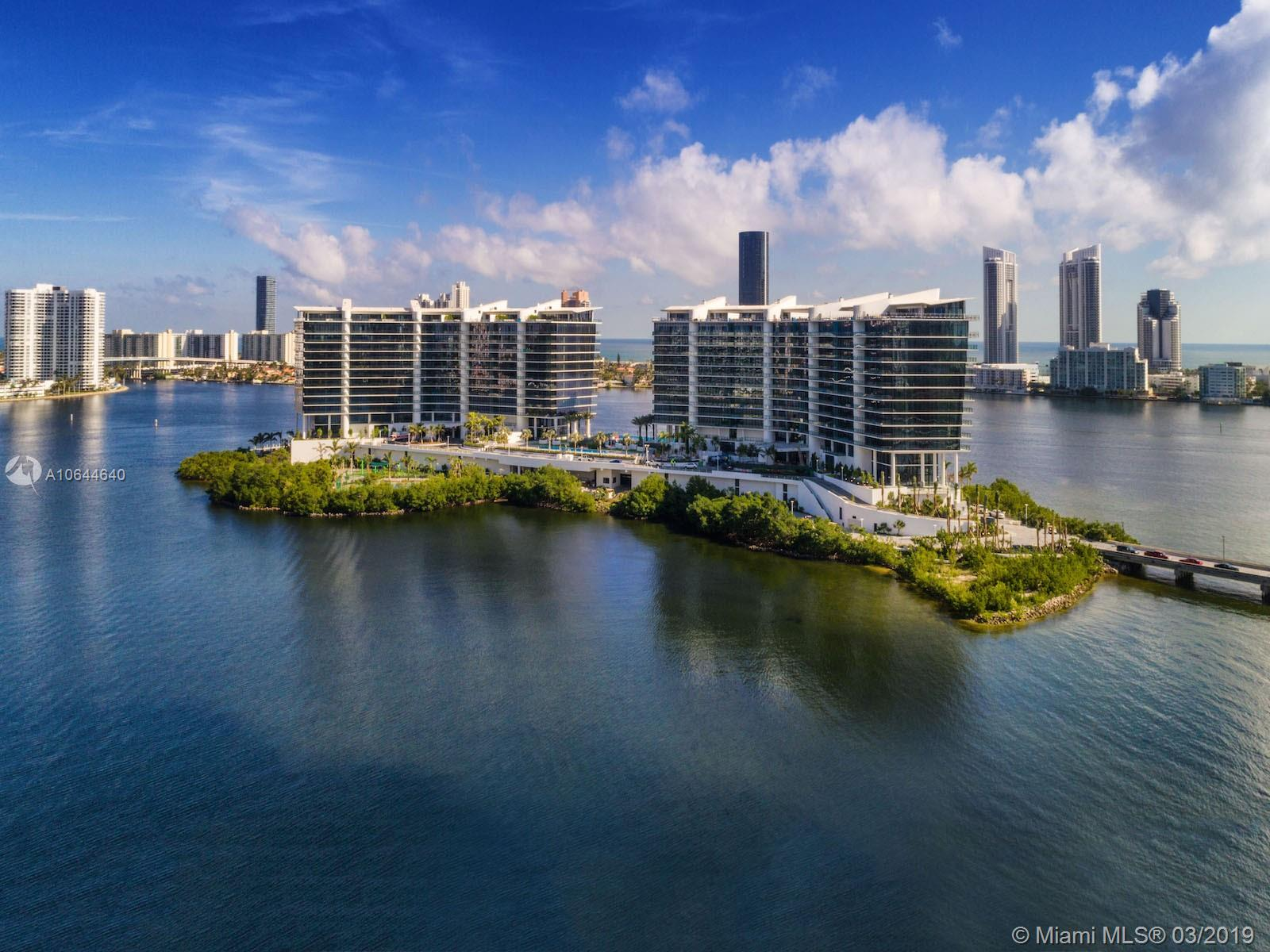 Superb Penthouse 7 is fabulously positioned in the north tower of Prive Island with sweeping and unobstructed views of the ocean and intracoastal, ideal for stunning sunrise to sunset views. It's one of the few ultra exclusive Penthouse residences with 5 spacious bedrooms and 6.5 bathrooms. This apartment integrates seamlessly the outdoors into the residence, offering over 4,000 SqFt of terraces, with a 24 x 10 rooftop pool and 2 summer grills on both outdoor balcony levels. Two opulent levels expanding over 10,000 sq ft with soaring ceilings reaching 17 feet. Prive Island is a full service building offering a very upscale lifestyle with five-star concierge service and a marina for yachts up to 150 foot and much more. A Must See! Easy to Show!