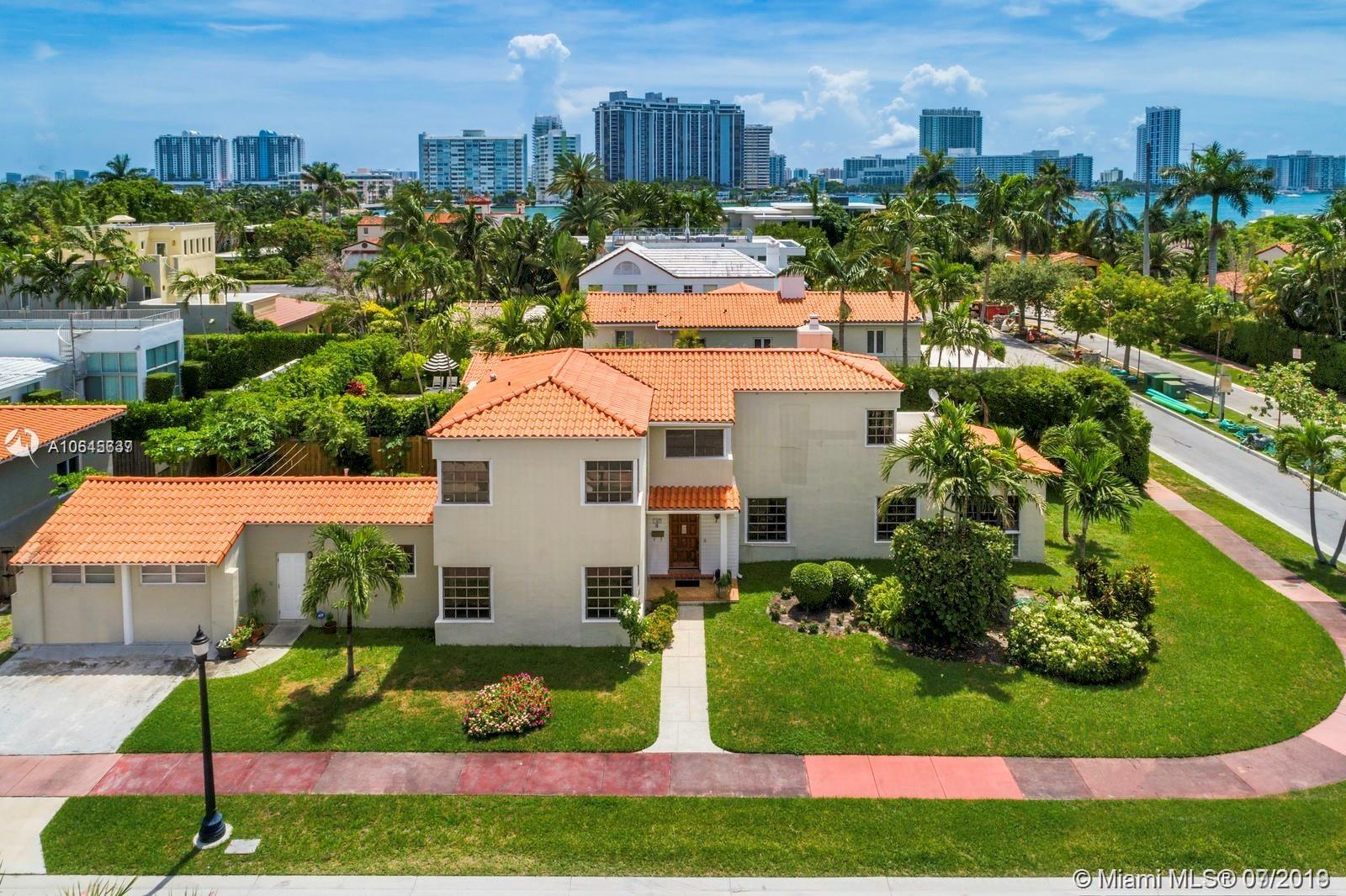 107 W Rivo Alto Dr  For Sale A10645637, FL